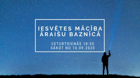 Iesvetes maciba Rudens 2020